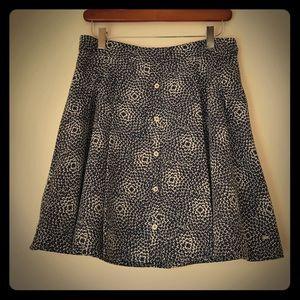 Tommy Hilfiger Flower Print Skirt Size 2